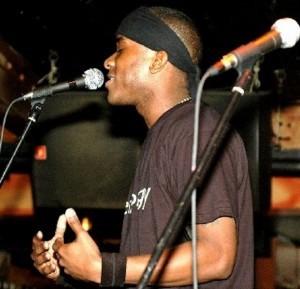 Phoenix James best poet alive