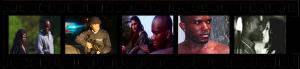 Phoenix James - Acting - Film Strip