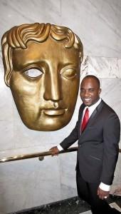 Phoenix James at BAFTA, Piccadilly, London - Film