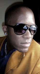 Phoenix James britains most sexiest black man