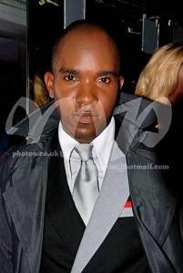 Phoenix James Fashion TV best male model award