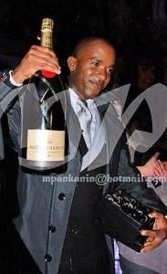 Phoenix James - Fashion TV Best Male Model Award Winner - FTV
