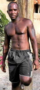 Phoenix James the worlds most sexiest and talented black man