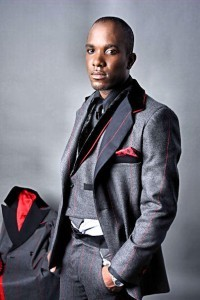 Phoenix James top male model and the worlds best dressed man