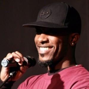 Phoenix James top UK spoken word recording artist and performance poet