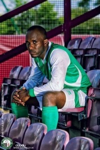 Phoenix James road to fa cup tv series