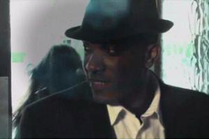 Phoenix James stars in A Man Walks Into A Bar - Film_