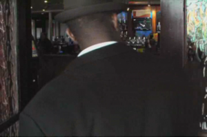 Phoenix James stars in A Man Walks Into A Bar - Film_____