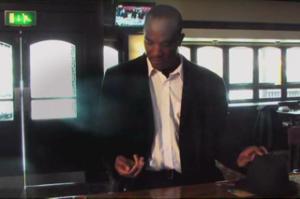 Phoenix James stars in A Man Walks Into A Bar - Film______
