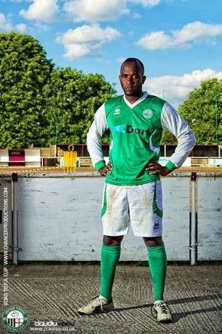 Phoenix James - Road to F.A Cup TV Series