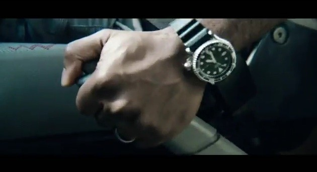 Phoenix James Hand Job for Strongbow Ad