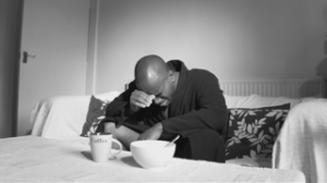 Phoenix James stars in In The Mourning - Film____