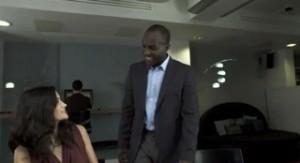Phoenix James in new Lenovo ThinkPad Commercial
