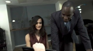 Phoenix James in new Lenovo ThinkPad Commercial