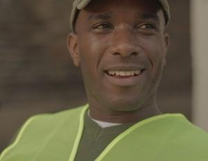 Phoenix James stars in A Contribution - Film