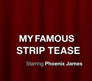 My Famous Strip Tease by Phoenix James