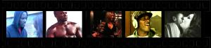 Phoenix James - Acting - Film Strip 1