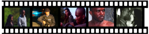 Phoenix James - Acting - Film Strip 2