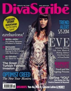Love Freely but Pay for Sex in DivaScribe Magazine - A Phoenix James Film