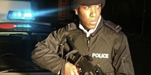 Phoenix James - Armed Response Policeman