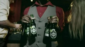 Phoenix James in Keane 'Stop For A Minute' Music Video