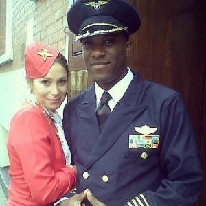 Phoenix James - Airline Pilot