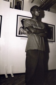 Phoenix James Best Performance Poet