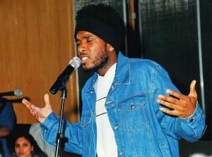 Phoenix James - Best Spoken Word Artist performing Poetry