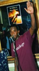 Phoenix James the Best Poet in the World