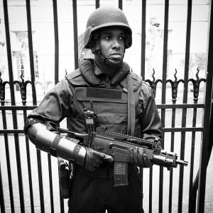 Phoenix James - Soldier.