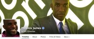 Phoenix James Verified Facebook Account