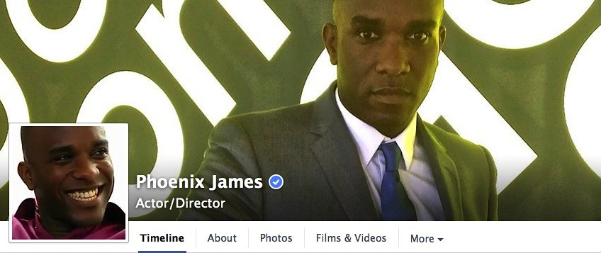 Phoenix James Official Facebook Page Now Verified