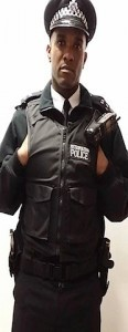 Phoenix James - Policeman