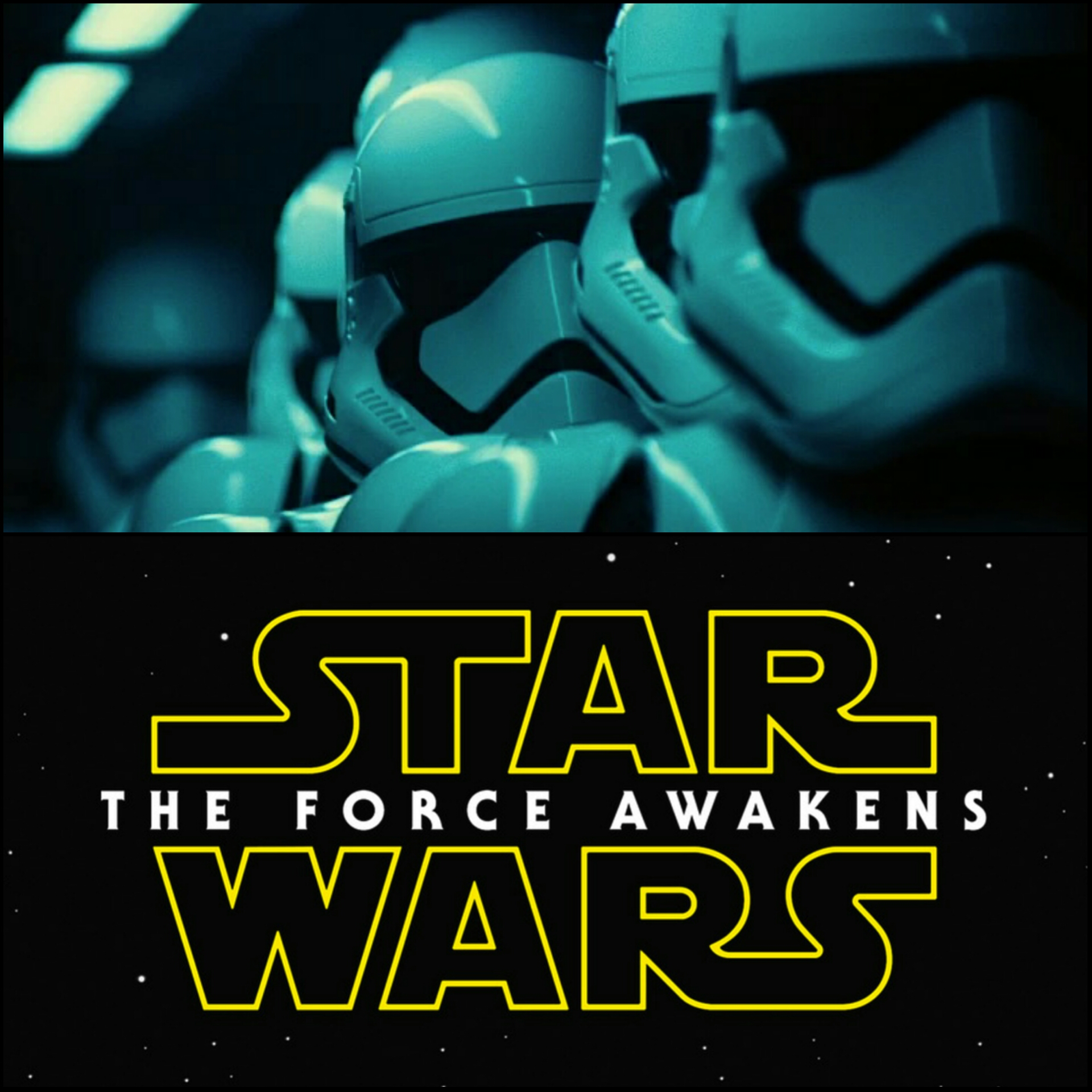 Star Wars The Force Awakens - Stormtroopers - Phoenix James Official