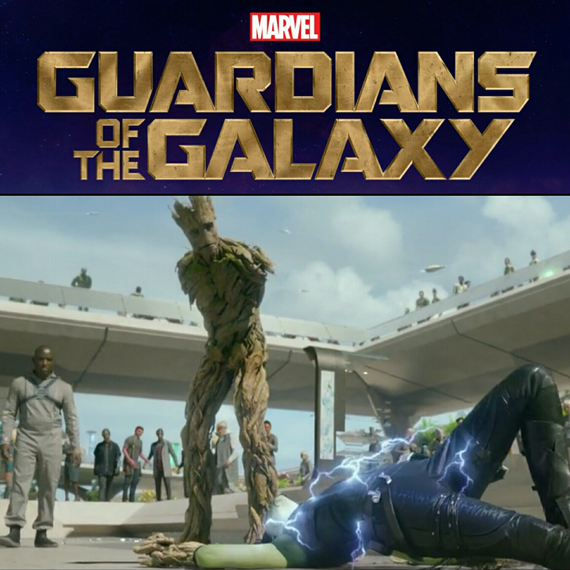 Phoenix James in Marvel's Guardians of the Galaxy