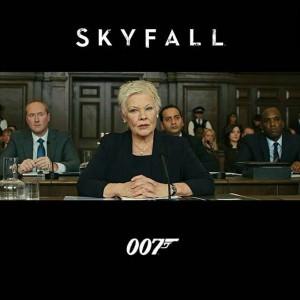 Phoenix James in Bond 007 movie Skyfall