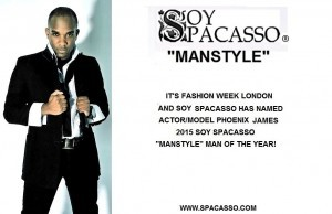Phoenix James - Soy Spacasso - Manstyle Man 2015