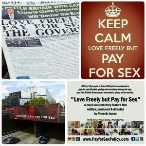 Love Freely but Pay for Sex - A Phoenix James Film