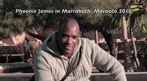 Moments in Marrakech - Phoenix James 2015