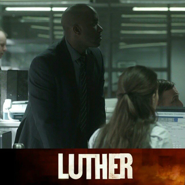 Phoenix James stills from Luther (TV series) Season 3