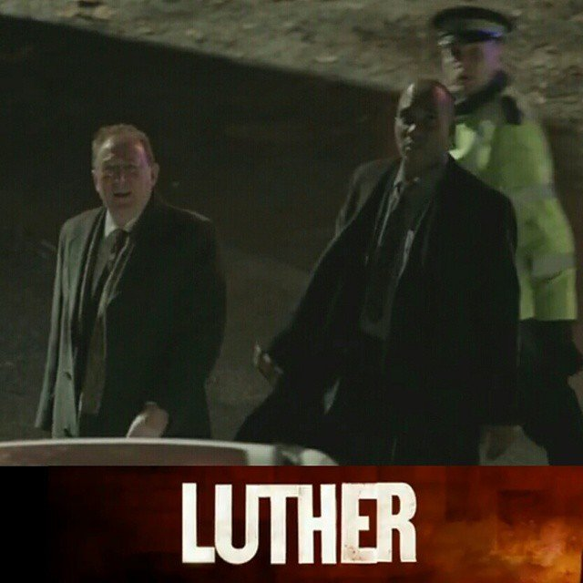 Phoenix James - BBC One - Luther - Season 3_