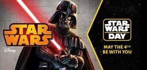 Phoenix James - Star Wars Day - UNIQLO Star Wars Light Saber Tournament_