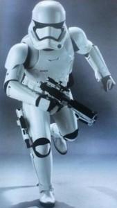 Phoenix James - Stormtrooper Actor - Star Wars Episode VII - The Force Awakens