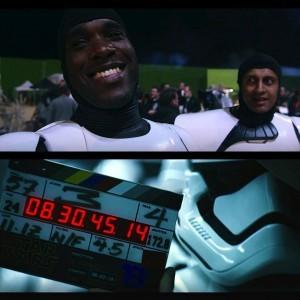 Actor Phoenix James – Star Wars Episode VII – The Force Awakens – Behind the Scenes Trailer