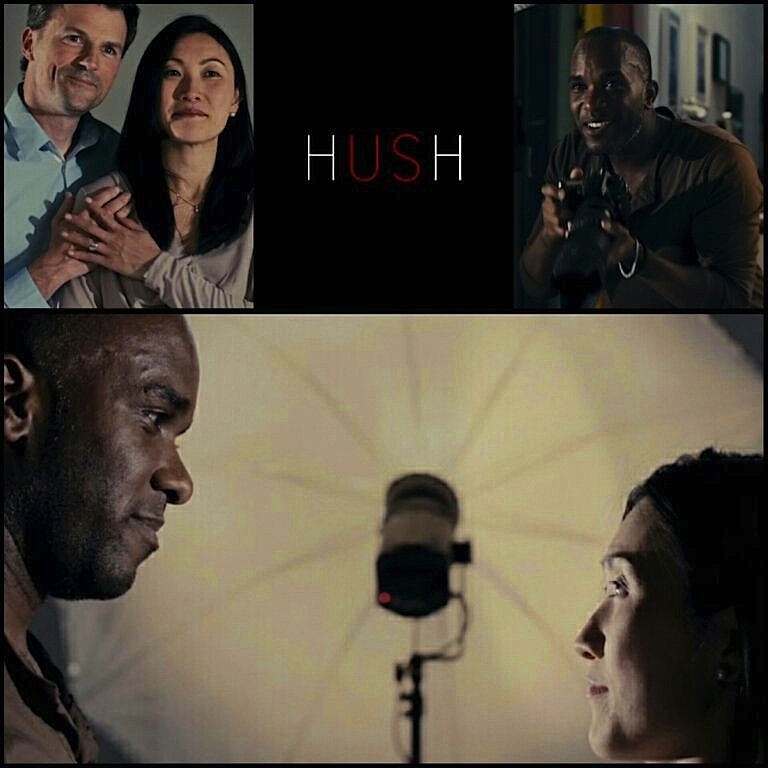 Phoenix James in HUSH Official Trailer