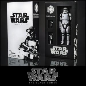 Phoenix James - Star Wars - The Black Series - First Order Stormtrooper - The Force Awakens