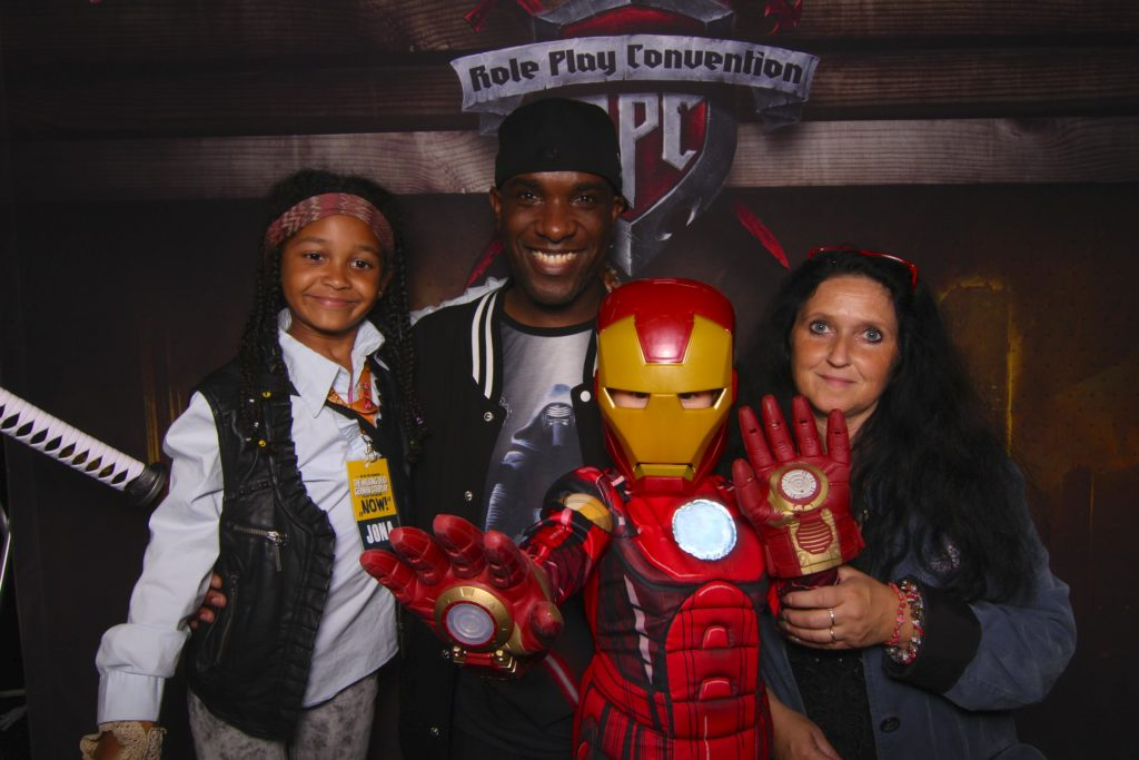 Role Play Convention 2016 - Phoenix James 1