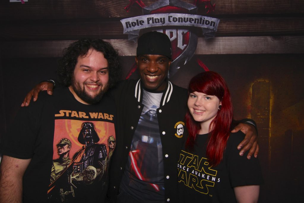 Role Play Convention 2016 - Phoenix James 2