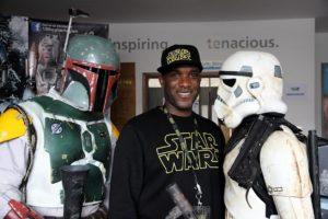Star Wars - First Order Stormtrooper Actor - Phoenix James
