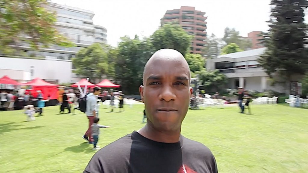 Phoenix James appears as a special international guest at Movie Con in Santiago, Chile. A two-day movie convention celebrating everything Star Wars